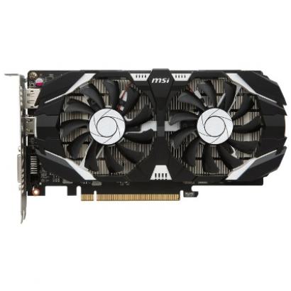 Видеокарта MSI GeForce GTX 1050 Ti 4096Mb