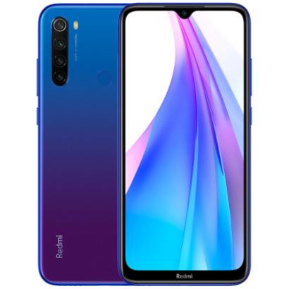Смартфон Xiaomi Redmi Note 8T Starscape Blue