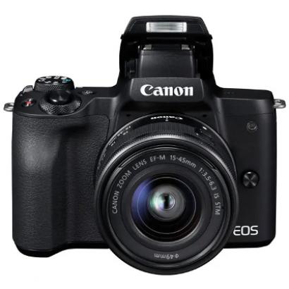 Цифровой фотоаппарат Canon EOS M50 Kit