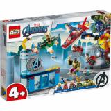 Конструктор Lego Super Heroes Мстители: гнев Локи
