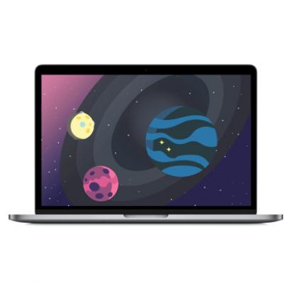 Ноутбук Apple MacBook Pro 13 Retina Touch Bar