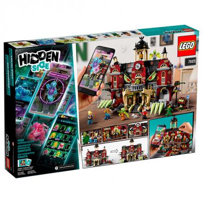 LEGO Школа с привидениями Ньюбери
