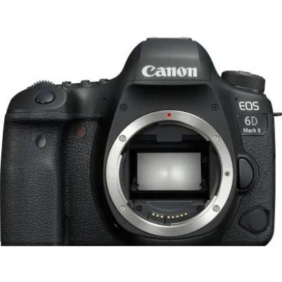 Зеркальный фотоаппарат Canon EOS 6D Mark II