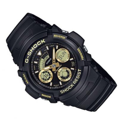 Наручные часы Casio G-Shock с хронографом