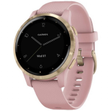 Смарт-часы Garmin Vivoactive 4S Dust Rose/Light Gold