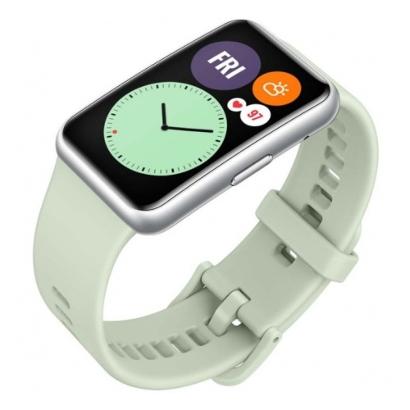 Смарт-часы Huawei Watch Fit Silver/Green