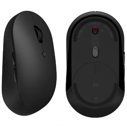Беспроводная мышь Xiaomi Mi Dual Mode Wireless Mouse Silent Edition