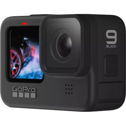Видеокамера экшн GoPro HERO9 Black Edition