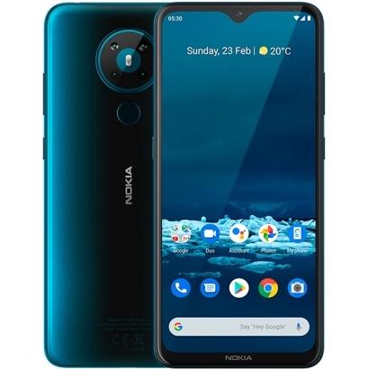Смартфон Nokia 5.3 Turquoise