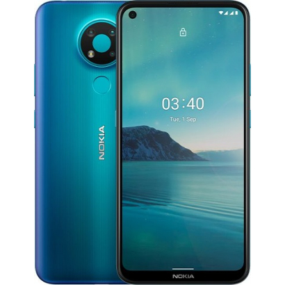 Смартфон Nokia 3.4 Blue