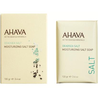 Мыло на основе соли мертвого моря Ahava