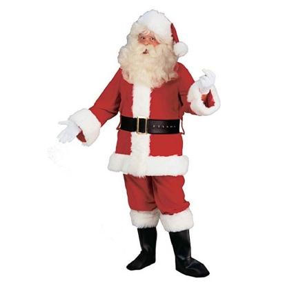 Костюм Санта Клаус Люкс