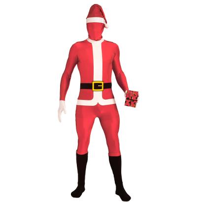 Костюм Санта (вторая кожа)