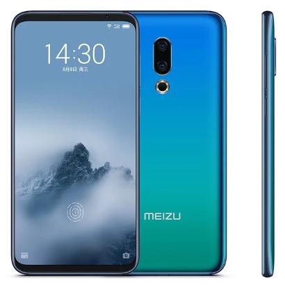 Смартфон Meizu 16 128Gb Blue