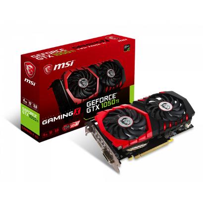 Видеокарта MSI nVidia GeForce GTX 1050 Ti
