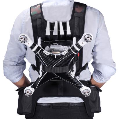 Система Vest для переноски дронов DJI Phantom VDS-2