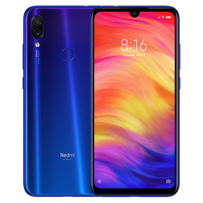 Смартфон XIAOMI Redmi Note 7 128Gb, синий