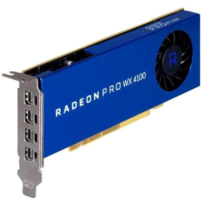 Видеокарта Dell AMD WX 4100