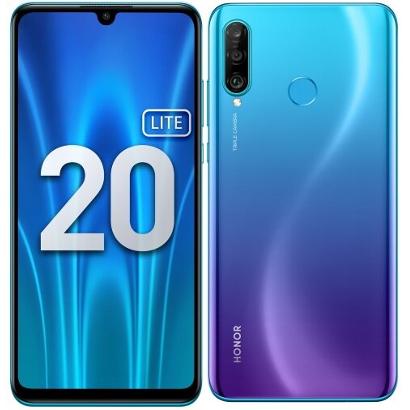 Смартфон Honor 20 Lite blue