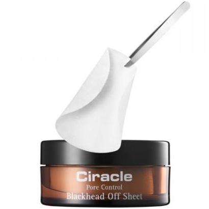Салфетки для удаления черных точек Ciracle Blackhead Off Sheet