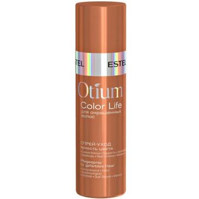 Спрей-уход для окрашенных волос Otium Color Life