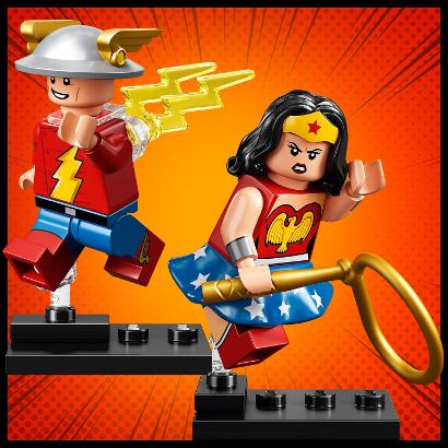 Конструктор LEGO Minifigures