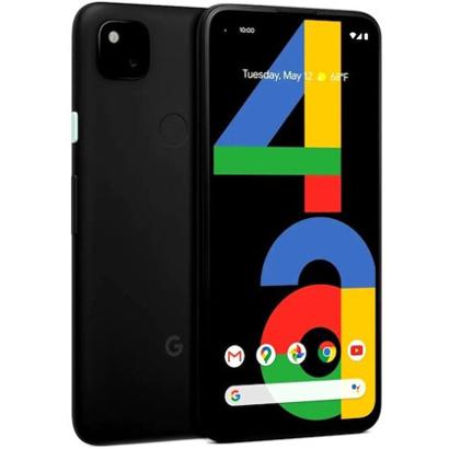 Смартфон Google Pixel 4a Just Black