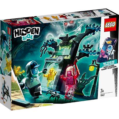 LEGO Hidden Side Добро пожаловать в Hidden Side