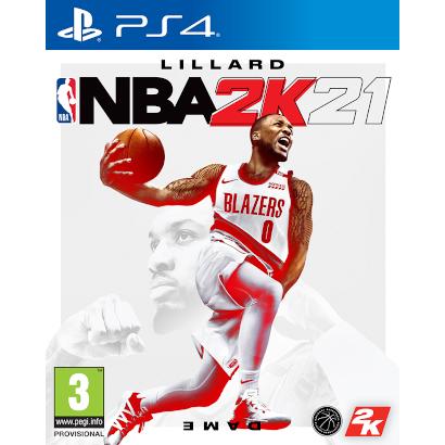 Игра NBA 2K21 для PS4