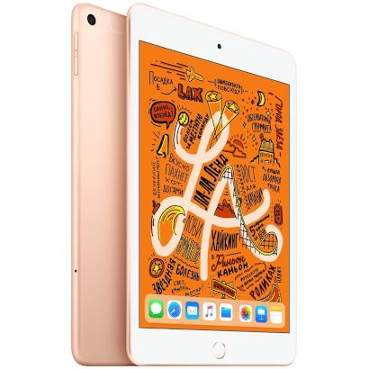 Планшет Apple iPad mini (2019) Cellular Gold