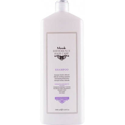 Успокаивающий шампунь для чувствительной кожи