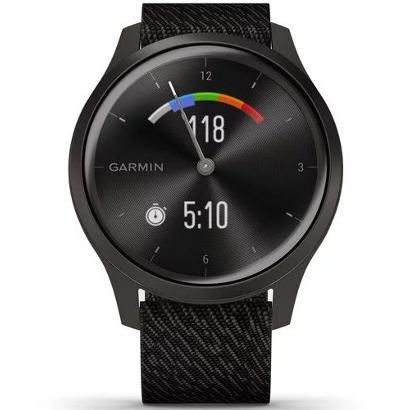 Смарт-часы Garmin Vivomove Style Graphite