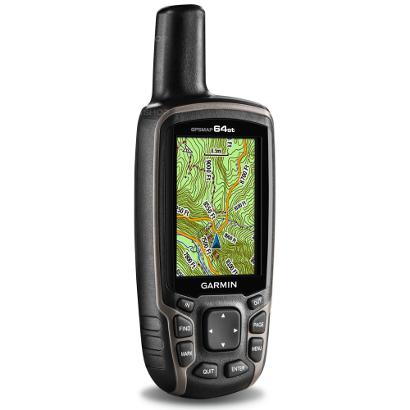 Навигатор Garmin GPSMap 64ST Black