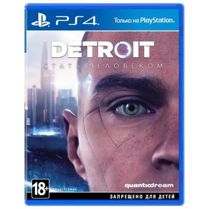 Игра для PS4 Detroit: Стать человеком