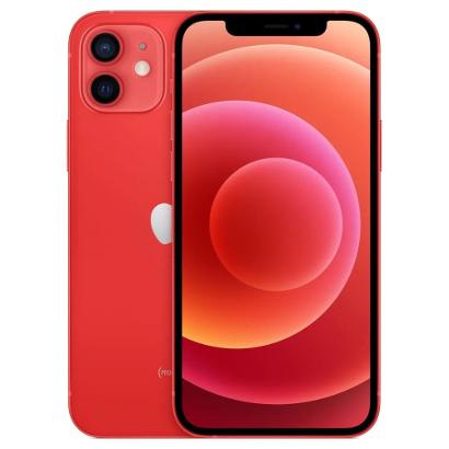 Смартфон iPhone 12 Red