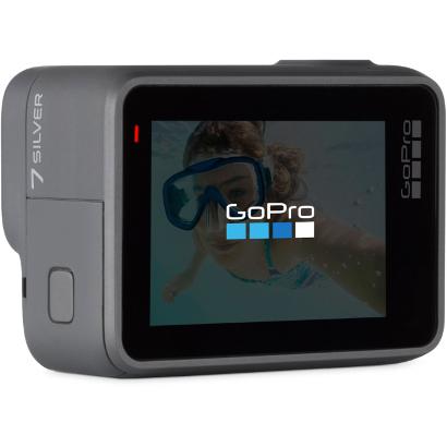 Экшн камера GoPro HERO7 Silver Edition