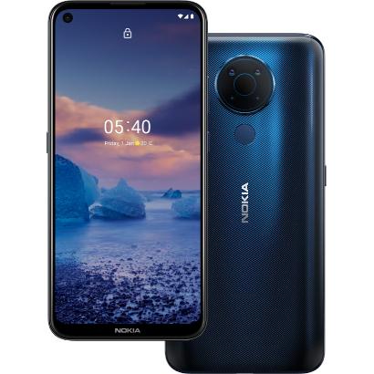 Смартфон Nokia 5.4 полярная ночь