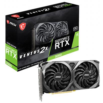 Видеокарта MSI GeForce RTX 3060