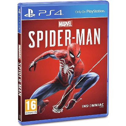 Игра Playstation Marvel Человек-паук