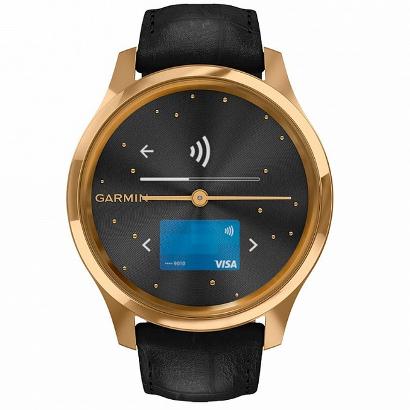 Часы Garmin vivomove Luxe