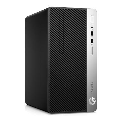 Системный блок HP ProDesk 400 G6 MT