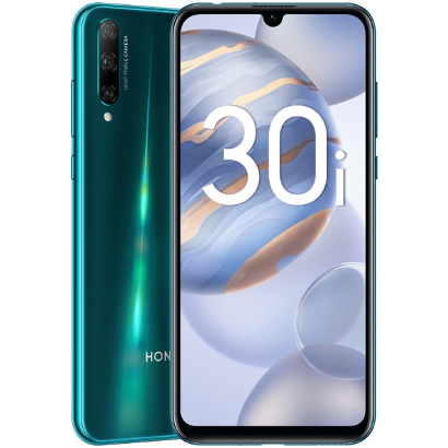 Смартфон Honor 30i blue