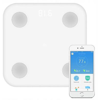 Умные весы Xiaomi Mi Body