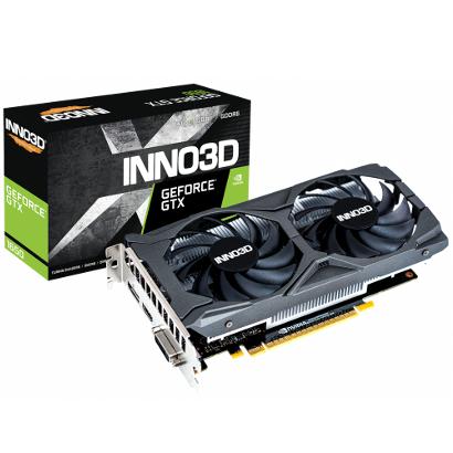 Видеокарта Inno3D GeForce GTX 1650