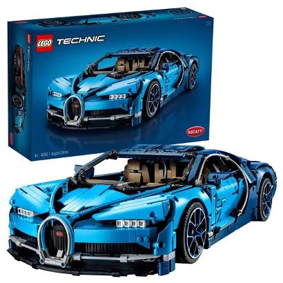 Конструктор Lego Technic Bugatti Chiron