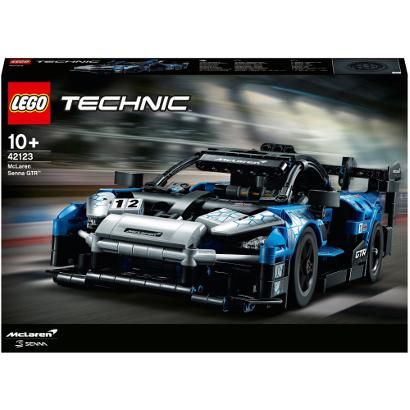 Конструктор LEGO Technic McLaren Senna GTR