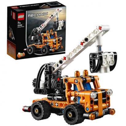 Lego Technic: Ремонтный автокран