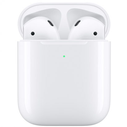Apple AirPods w/Wireless Charg