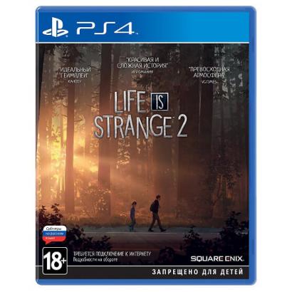 Life is Strange 2. Стандартное издание