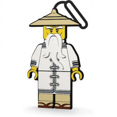 Бирка для багажа Lego Ninjago Movie